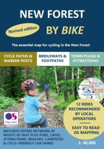 New Forest By Bike Map