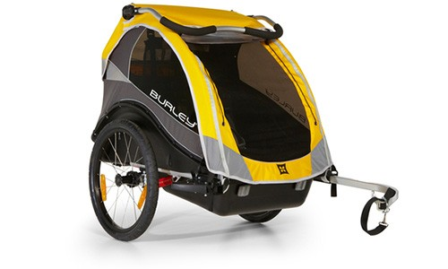 Burley child trailer buggy