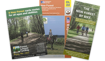 New Forest Cycle Routes