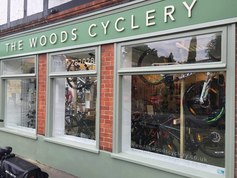 thewoodscycleryoutsideviewfront