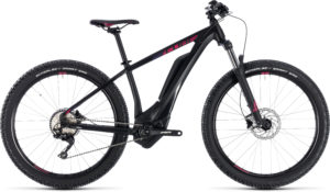 Cube Access Pro electric bike