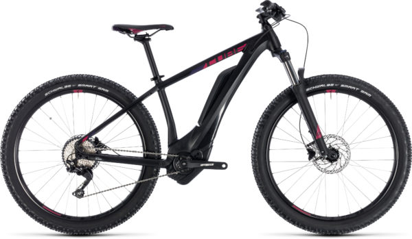 Cube Access Pro electric bike