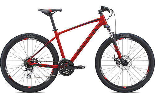 Scott - adult premium suspension bike