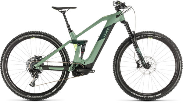 Cube Stereo 140 Race